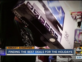 When to shop to score BIGGEST Black Friday deals