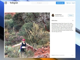 Lena Dunham retreats to Sedona after Trump win