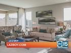 Model home showcases La-Z-Boy interior designer