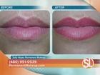 Permanent makeup tips for lips, brows and eyes