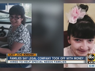 Family: Company ran off with cash for kids