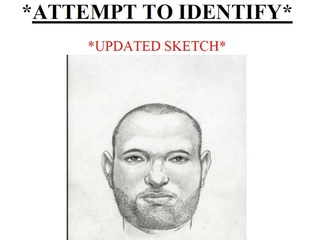 MCSO: Updated sketch of man found in river bed