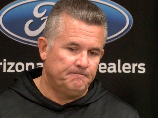 Arizona State to fire Todd Graham