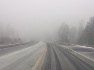 TOTALS: How much rain, snow has fallen in AZ?