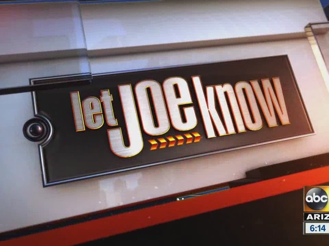 Let Joe Know: Staying safe while traveling during the holidays