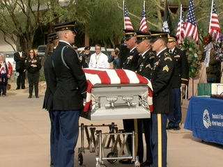 Remains of soldier returned to US 65 years later