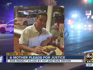 Mother pleads for justice in PHX hit-and-run