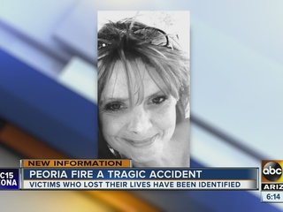 PD: Identities released after tragic Peoria fire