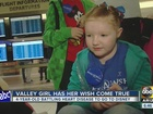 AZ girl with heart defect goes to Disneyland
