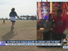 12-year-old boy laid to rest after Peoria crash