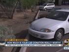 Who benefits from your car donation?