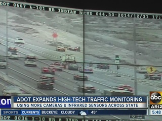 ADOT use of remote technology to ease traffic