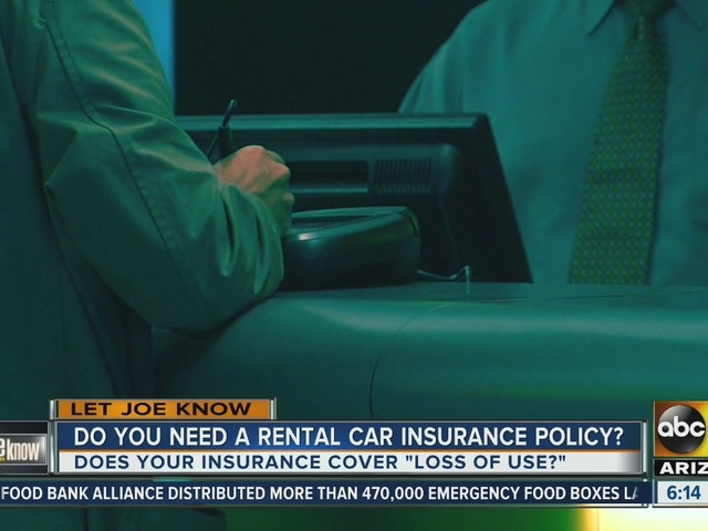 Is getting rental car insurance important?
