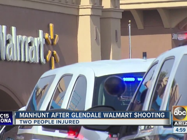 UPDATE: ABC15 talks to couple who witnesses Walmart shooting