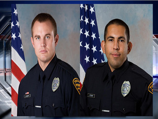 Tucson officer out of hospital after shooting