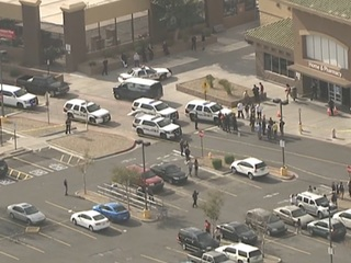 PD: Suspects on the run after Walmart shooting
