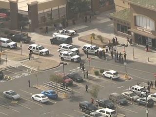 2 shot at Arizona Wal-Mart