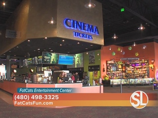 FatCats in Gilbert has indoor fun for all ages