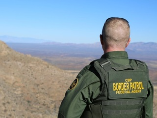 Border Patrol on mission to save lives