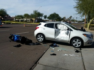 PD ID motorcyclist killed in Scottsdale crash