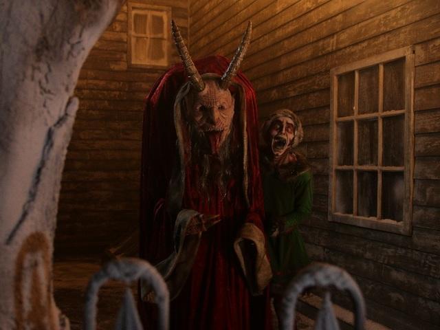 Krampus a haunted christmas 13th floor opens christmas for 13 floor az