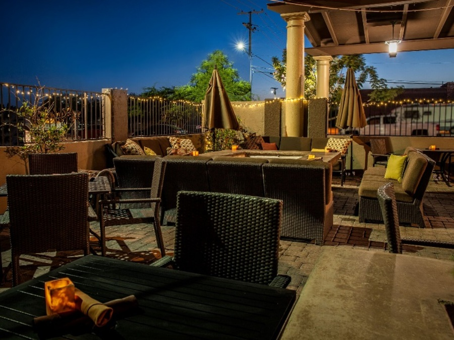 RELATED: Top Phoenix Restaurants With Scenic Views. RELATED: 6 Rooftop  Bars, Elevated Patios To Check Out Around Phoenix RELATED: 20 Restaurants  Perfect For ...