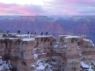 Grand Canyon North Rim to start seasonal closure