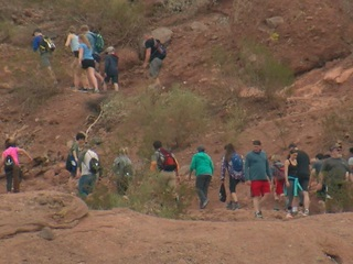 Scottsdale FD: Hikers knowing CPR can save lives