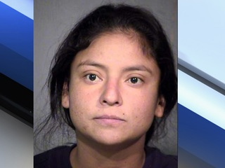 VIDEO: Naked woman takes MCSO truck, leads chase