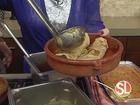 Enchiladas, soup and more