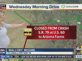One killed in head-on crash on SR-79