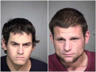 PD: Suspects arrested after stealing car in PHX