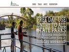 Visit all AZ State Parks for FREE this weekend