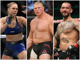 JR predicts futures of Rousey, Lesnar and Punk