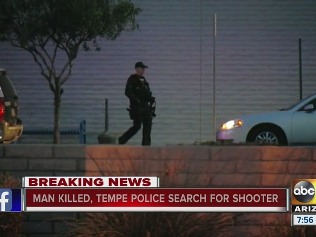 Tempe police investigating reported shooting inside Walmart