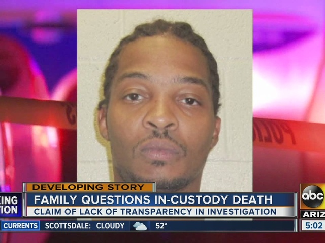 Black Lives Matter reps, family to talk in-custody death of Muhammad…