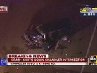 FD: 3 sent to hospital after Chandler crash