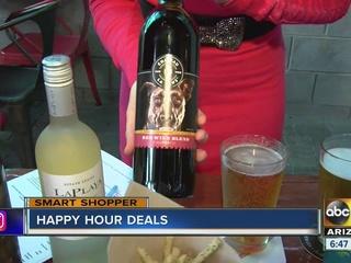 List: Best happy hour deals across the Valley