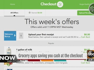 SAVE! 8 money-saving grocery apps
