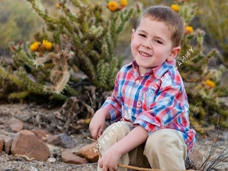 Buckeye community supports boy with cancer