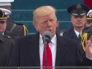 Donald Trump becomes 45th President of USA