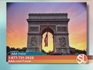 Luxurious London and Paris trip