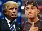 Manziel deletes his Twitter after Trump tweet