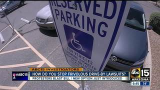 Judge dismisses 1000+ 'drive-by' lawsuits