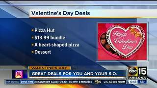 Impress your Valentine's Day date (on a budget)!