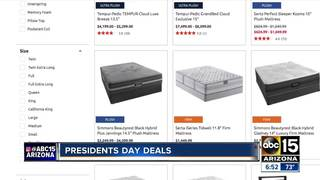 President's Day sales are on! What to shop for!