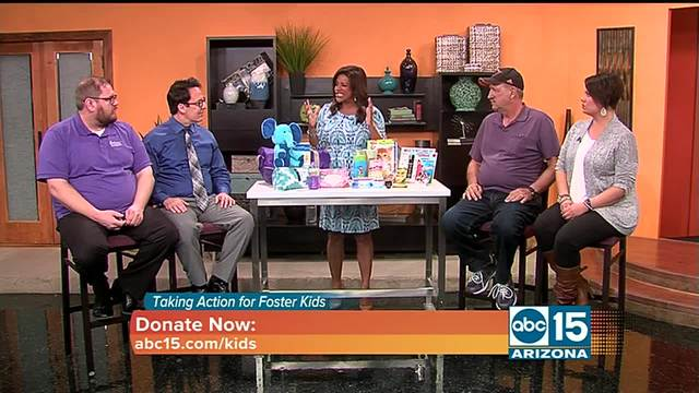 American Furniture Warehouse Is Helping You Take Action For Foster Kids Sonoran Living