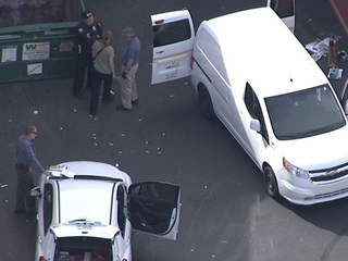 Body found in dumpster behind business in PHX