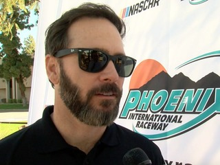 Jimmie Johnson excited about PIR renovations