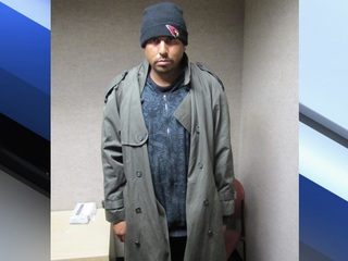 Glendale Police arrest 'trench coat flasher'